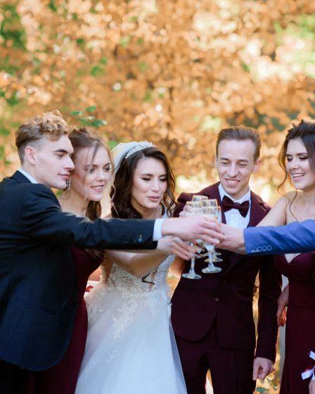 come scegliere i testimoni di nozze