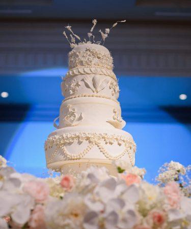 cake topper per matrimonio